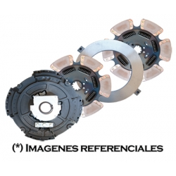 "0859-601X Prensa Embrague 14 x 2"" Estampada  2500 lbs"